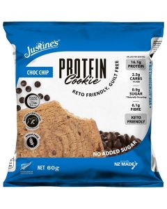 Justine's Complete Protein Cookie 60g Box of 12