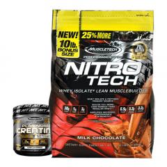 Muscletech Nitro-Tech Protein 10lb Bag