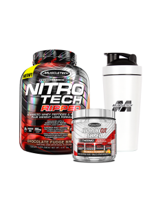 Nitro-Tech Ripped April Combo Deal