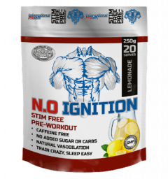 International Protein N.O Ignition - Stim Free Pre-Workout