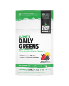 North Coast Naturals Ultimate Daily Greens 1 Sachet