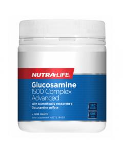 Nutra-Life Glucosamine 1500 Complex Advanced 180 Tab