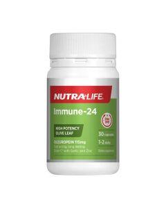 Nutralife Immune-24 30caps
