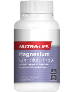 Nutra-Life Magnesium Complete Forte 60 Cap