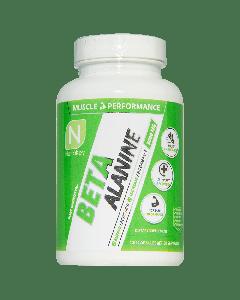 NutraKey Beta Alanine 120 Capsules