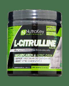 NutraKey Citrulline Malate 200g Powder