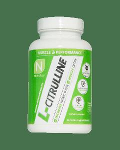 NutraKey Citrulline Malate 90 Capsules