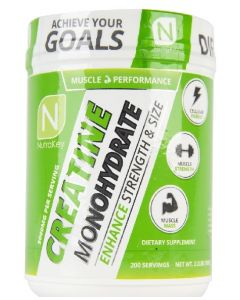 NutraKey Creatine Monohydrate 1kg