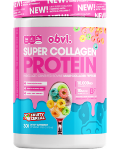 Obvis Super Collagen Protein Powder