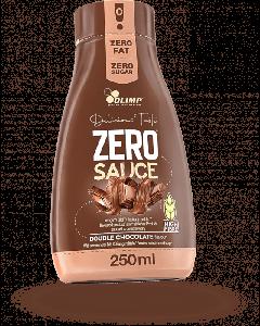 Olimp Zero Sauce Double Chocolate 250ml