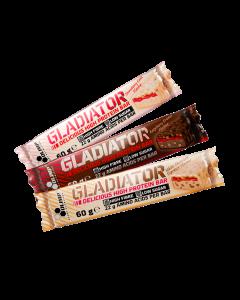 Olimp Gladiator High Protein Bar - 60g x3 Assorted