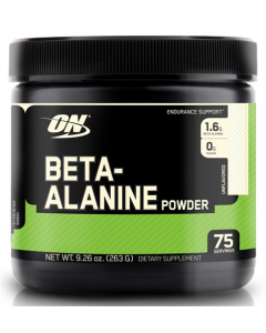 Optimum Nutrition Beta Alanine Powder 75 serve