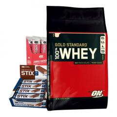 Optimum Nutrition 100% Gold Standard Whey 10lb