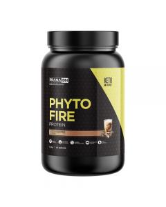 Pranaon Phyto Fire - Vegan Fat Burning Protein 1.2kg