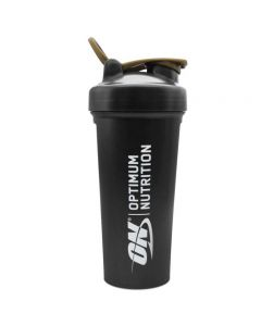 Optimum Nutrition Black Shaker Cup