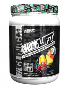 Nutrex Outlift 20 serve