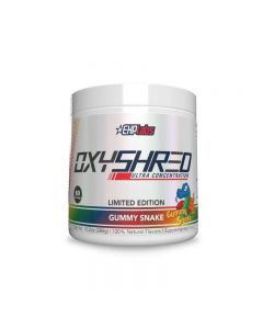 EHP Labs OxyShred - Gummy Snake - Limited Edition