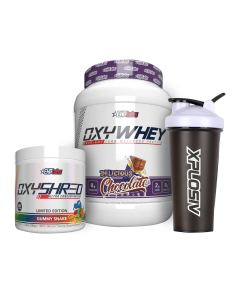 OxyShred + OxyWhey Combo