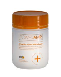 PowerAmp Everyday Sports Multivitamin 120 Vege Caps