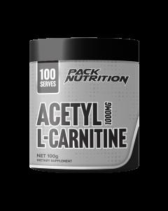 Pack Nutrition Acetyl L-Carnitine 100 Serve