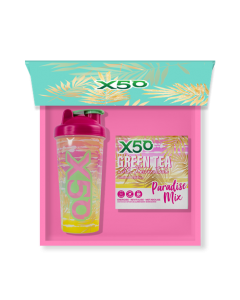 X50 Green Tea + Resveratrol Paradise Mix