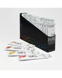 Pure Sports Nutrition Fluid Energy Gel 18 Pack
