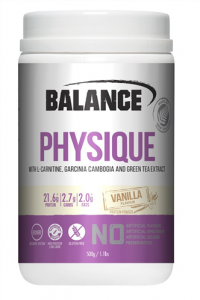 Balance Physique Natural