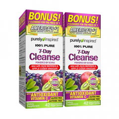 Purely Inspired 7-DAY Cleanse (Double Pack - 2 Cleanses For Price of 1)