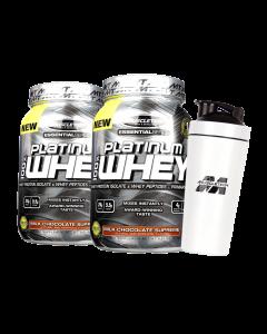 Muscletech 100% Platinum Whey 4lb