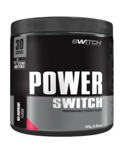 Switch Nutrition Power Switch