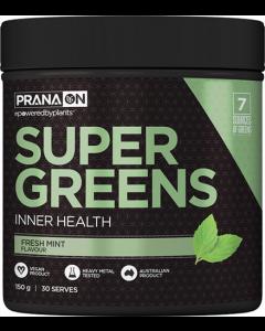Pranaon Super Greens Inner Health 150g