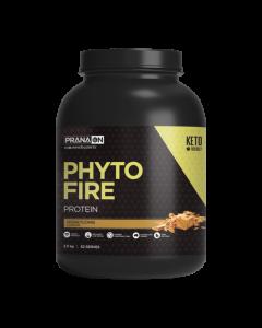 Pranaon Phyto Fire - Vegan Fat Burning Protein 2.5kg