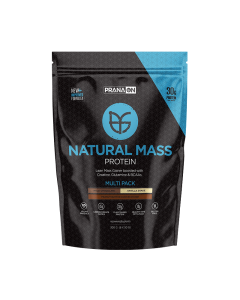 Pranaon Natural Mass Trial pack 6x 50g Multi Pack