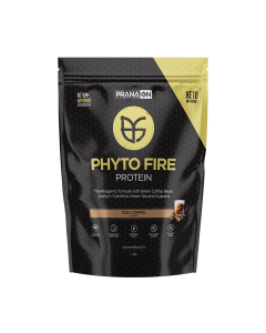 Pranaon Phyto Fire - Vegan Fat Burning Protein 1kg
