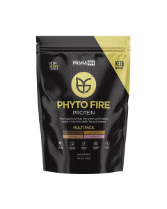 Pranaon Phyto Fire - Vegan Fat Burning Protein Multi Pack 160g