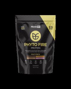 Pranaon Phyto Fire - Vegan Fat Burning Protein Multi Pack 160g
