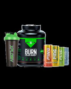 Premium Nutrition Burn Lean Whey 2kg