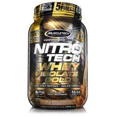 MuscleTech Nitro-Tech Whey+Isolate Gold 2lb
