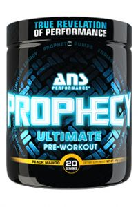 ANS Performance PROPHECY Pre-Workout