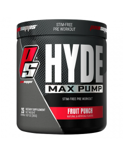 Prosupps Hyde Pump Max 25 Serve