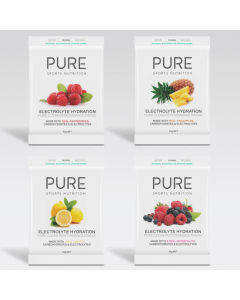 Pure Sports Nutrition Electrolyte Hydration 25 Sachets