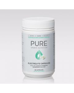 Pure Sport Nutrition Electrolyte Replacement 80 Caps