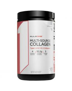Rule 1 Multi-source Collagen 30 Serve Unflavoured