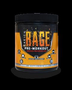 JRF Rakich Rage Pre-Workout 20 Serve