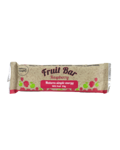 Nothing Naughty Fruit Bar Box of 12