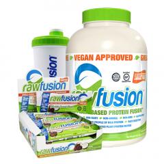 SAN RawFusion Vegan Plant Protein 4lb