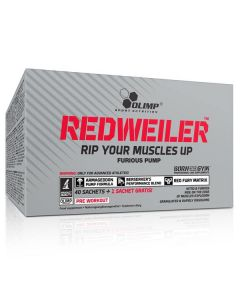 Olimp Redweiler Pre-Workout Cola 41 sachets