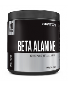 Switch Nutrition Beta Alanine 200 Serve