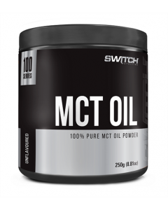 Switch Nutrition MCT Oil Powder 100 Serve