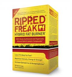 PharmaFreak Ripped Freak 28cap